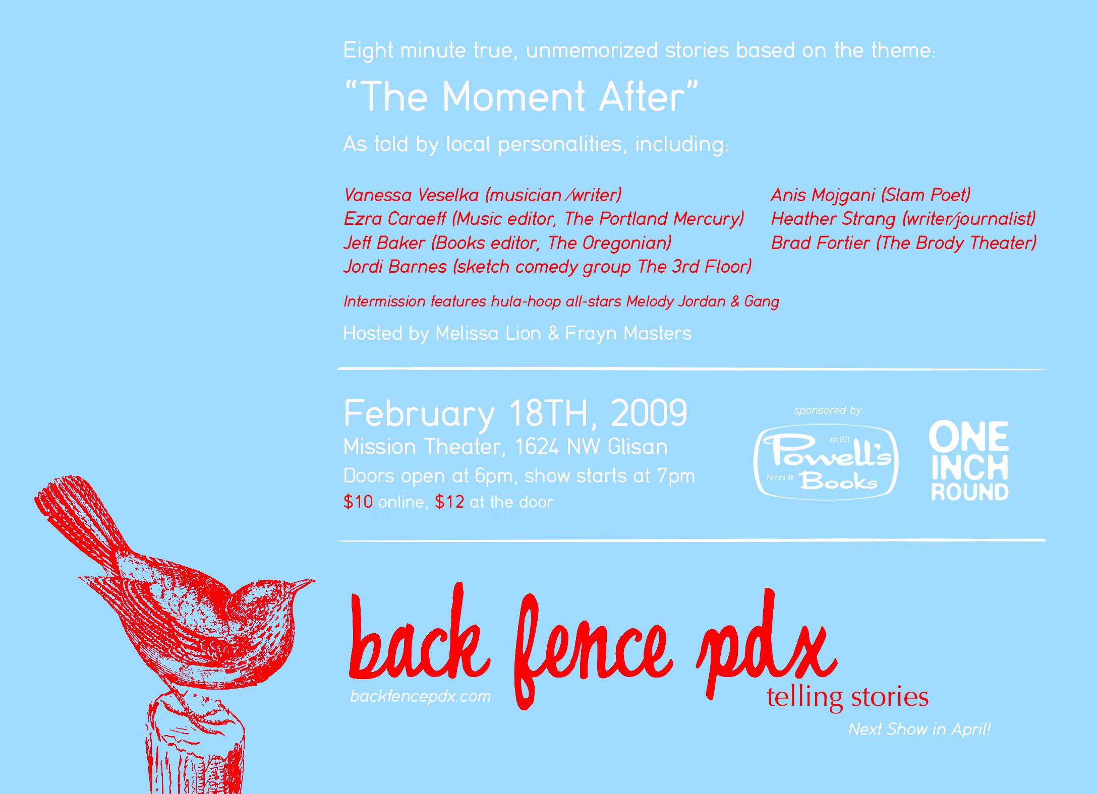 Backfence Portland / PDX